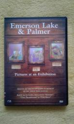DVD Emerson, Lake & Palmer . Pictures at an Exihibition