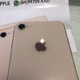 iPhone 8 Gold 64 gigas