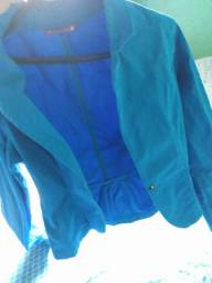 Título do anúncio: Blazer azul