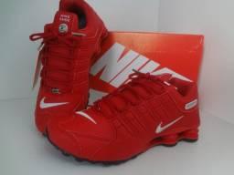 Nike Shox NZ Aceito Cartões
