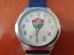 Relógio De Pulso Fluminense Novo E Sem Defeito