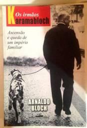 Os Irmãos Karamabloch, livro em bom estado