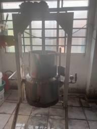 Tacho Industrial de Inox cozimento a vapor 250litros