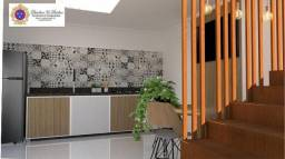 Casa com 2 dormitórios à venda, 70 m² por R$ 320.000,00 - Vila Caio Junqueira - Poços de C