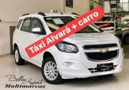 Chevrolet Spin  LT 5S 1.8 (Aut) (Flex) TÁXI + ALVARÁ