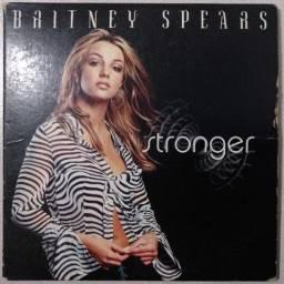 CD Single Raro Britney Spears - Stronger (2000) Usado