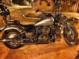 Drag star 650cc (LEIA A DESCRIÇÃO ANTES)