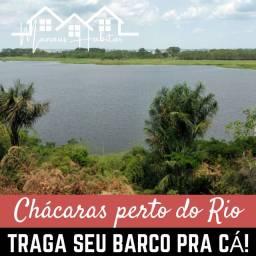 Lotes perto do Rio, em Iranduba! ABRA AQUI!