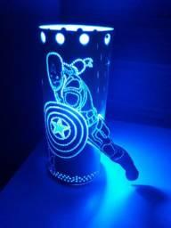 Luminária PVC Promoção