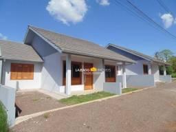 Casa com 2 dormitórios à venda, 62 m² por R$ 155.000,00 - Conventos - Lajeado/RS