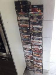 dvds, Blu-ray, e aparelho de blu-ray da Sony