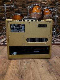 Fender Blues Júnior Limited Edition Gold Rush, usado comprar usado  Joinville
