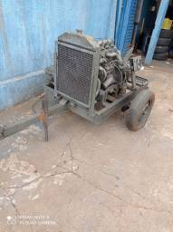 Motor estacionário bomba d'água