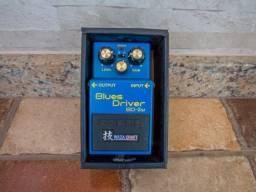 Boss Blues Driver Waza Craft (bd-2w)