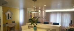 Apartamento com 3 dormitórios para alugar, 137 m² por R$ 3.700/mês - Boa Vista - Novo Hamb