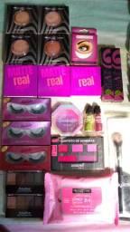 Maquiagens preços variados