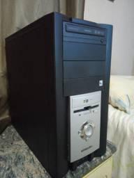 Cpu Semi Gamer Intel Dual Core, 2Gb Memoria, 160Gb Hd, nVidia GT8500 512Mb, Windows 7