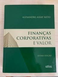 Livro Finanças Corporativas e Valor - 7ª edição