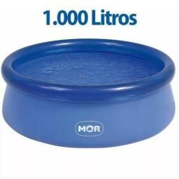 Piscina 1000 litros - Entrega Grátis