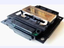 Cabecote de impressora Epson L remodelado 4 Pecas