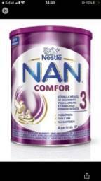 Leite Nan Confort 3 lacrado
