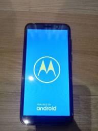Celular Motorola Moto e6 Play - Cinza Metálico