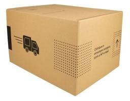 60 Caixas para E-commerce 30x25x15 (CxLxA)