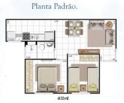 Residencial Viver Tarumã - Renda a partir de R$1.800,00 - Use seu FGTS
