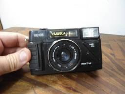 Maquina Fotografica p coleção - Yashica MD135 - nao funciona