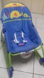 Cadeira de descanso Fischer price.