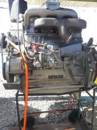 Motor mwm 229 4cilindro STD