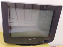 TV de tubo Philco 20' c/ controle