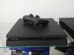 PS4 Slim Impecável - C/ Garantia