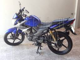 Yamaha Fazer 150 sed UBS 2018