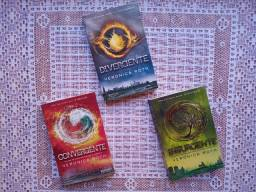 Livros: Trilogia Divergente