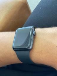 Vendo Apple Watch serie 3 gps 42 estado de novo  1200
