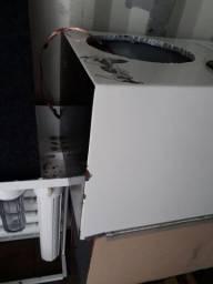 Vendo caixa do palio sapao bem litrada