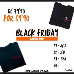 Black Friday Eventide