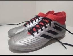 Vendo Chuteira Futsal Adidas Predator 19 4 S IN Tamanho 42