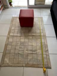 Tapete couro 1,47 x 38cm