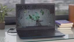 Notebook Dell G3 15 3590 + controle PS4 dualShock 4 Rose Gold, opção entrada+parcelamento