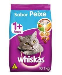 Ração whiskas 10kg