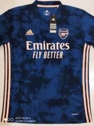 Camisa Arsenal Third Kit Adidas 20/21 - Tamanhos: M, G