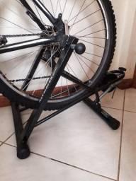 Rolo de treino para bike NOVO.