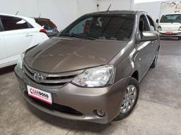 Etios XS Sedan 1.5 AT - estado de 0Km - 2017