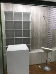 Box setor verde centro fashion