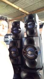 Caixas de som potentes 350