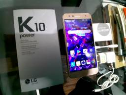 LG K10 Power 32GB Novo na Caixa