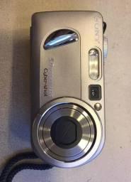 Camera Sony Cyber-Shot. Aceito Cartão