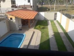 Excelente casa com piscina no Residencial Valle do Sall